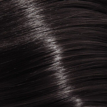 """Beauty Works Mane Attraction 16"""" Tape Hair Extensions  1B Browns 24g"""