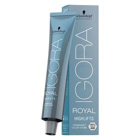Schwarzkopf Professional Igora Royal High Lift Permanent Hair Colour - 10-14 Ultra Blonde Cendre Beige 60ml