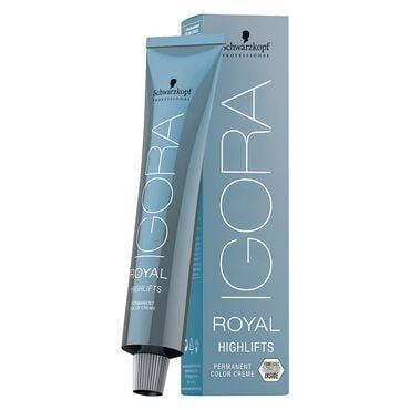 Schwarzkopf Professional Igora Royal High Lift Permanent Hair Colour - 12-1 Special Blonde Cendre 60ml