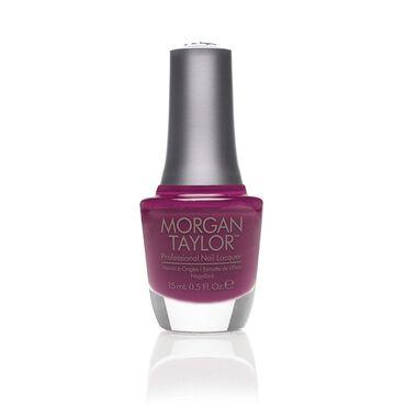 Morgan Taylor Nail Lacquer - Berry Perfection 15ml
