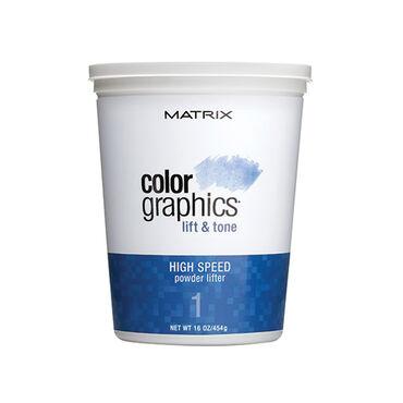 Matrix Color Graphics Lift & Tone High Speed Powder Lifter 454g