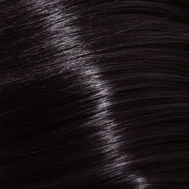 Lomé Paris Permanent Hair Colour Crème, Reflex 2.10 Black Ash Intense 2.10 black ash intense 100ml