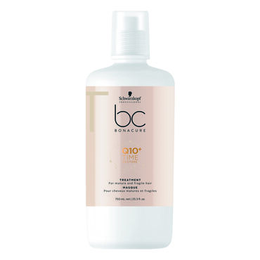 Schwarzkopf Professional Bonacure Q10 Ageless Hair Taming Treatment 750ml