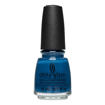 China Glaze Nail Lacquer The Arrangement Collection - Saved By The Bluebell, 14ml