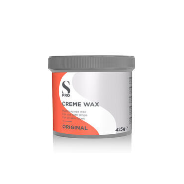S-PRO Creme Wax Pot, 425g