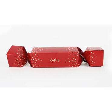 OPI Nail Lacquer Christmas Cracker, 2 x 15ml