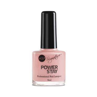 ASP Power Stay Professional Nail Lacquer Frenchy Pink 9ml