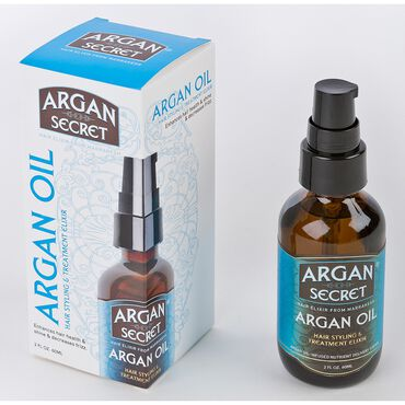 Argan Secret Hair Oil 60ml