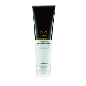 Paul Mitchell Mitch Double Hitter Shampoo & Conditioner 250ml