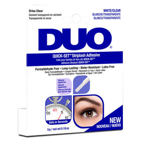 Ardell Duo Quick-Set Striplash Adhesive 5ml, Clear