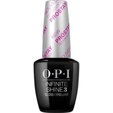 OPI Infinite Shine ProStay Long-lasting, Easy Apply Primer & Gloss Top Coat 15ml