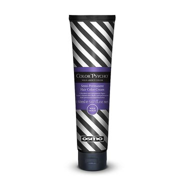 Osmo Color Psycho Semi-Permanent Hair Colour - Wild Violet 150ml