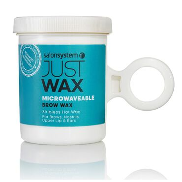 Just Wax BrowWax 226g