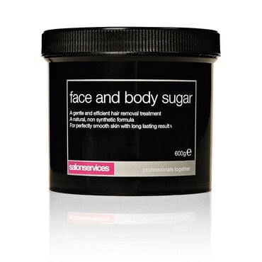 Salon Services Face and Body Sugar 600g
