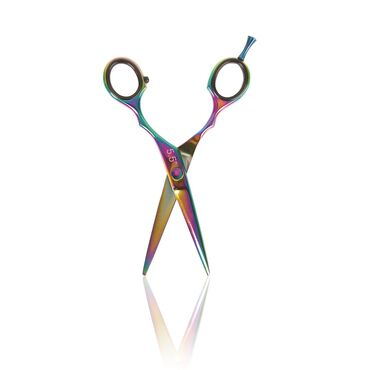 Salon Services S1 Iridescent Scissor 5.5 Inch