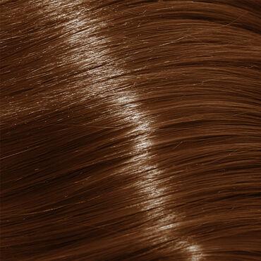 Lomé Paris Permanent Hair Colour Crème, Reflex 7.03 Blonde Natural Gold 100ml