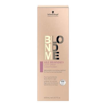 Schwarzkopf Professional BlondMe All Blondes Light Spray Conditioner 200ml