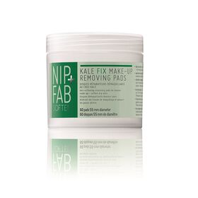 NIP+FAB Kale Dry Skin Fix Make-Up Remover Pads 80ml
