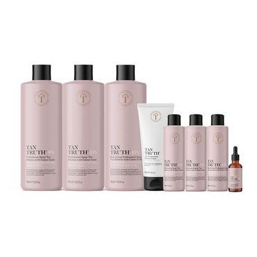 Tan Truth The Professional Spray Tan Solution 13%, 1L