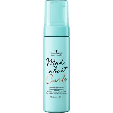 Schwarzkopf Professional Mad About Curls Light Whipped Foam, 150ml