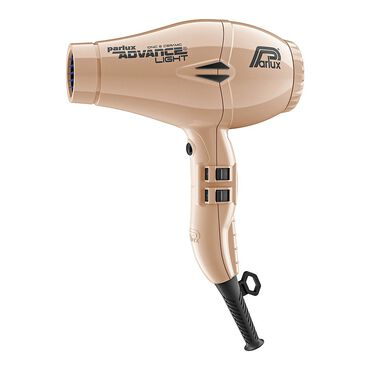 Parlux Advance Light Ceramic and Ionic Hair Dryer - Light Gold