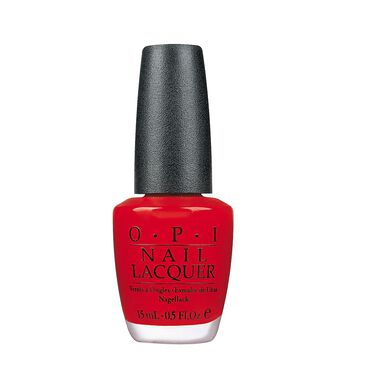 OPI Nail Lacquer - Red 15ml