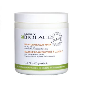 Matrix Biolage R.A.W Re-Hydrate Mask 400ml