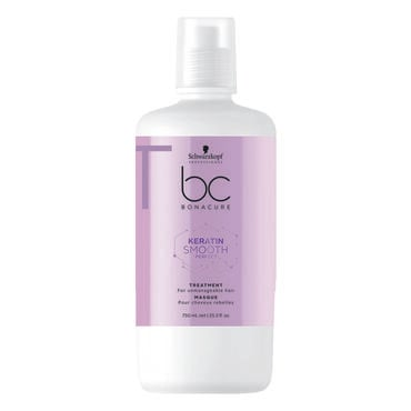 Schwarzkopf Professional Bonacure Keratin Perfect Smooth Hair Treatment 750ml