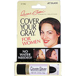 Fiske Cover Your Gray Semi Permanent Hair Colour - Black 14g