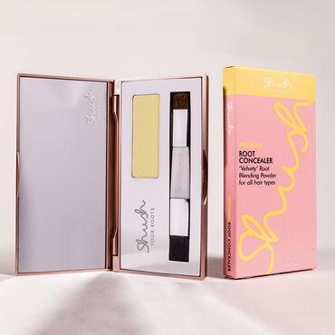 Shush Root Concealer Velvety Root Blending Powder - Blonde 3g