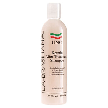 La Brasiliana UNO Keratin After Treatment Shampoo 250ml