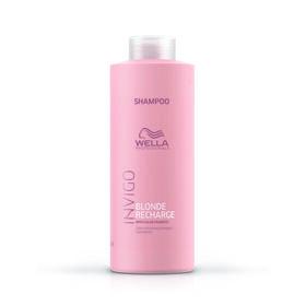Wella Professionals Invigo Blonde Recharge Cool Blonde Shampoo 1000ml