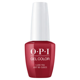 OPI Peru Collection Gel Polish I Love You Just Be-Cusco 15ml