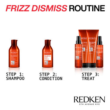 REDKEN Frizz Dismiss Instant Delfate Oil-In-Serum 125ml