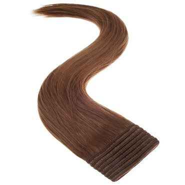 Satin Strands Weft Full Head Human Hair Extension - Barcelona 18 Inch