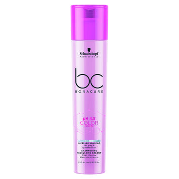 Schwarzkopf Professional Bonacure pH 4.5 Color Freeze Silver Shampoo 250ml
