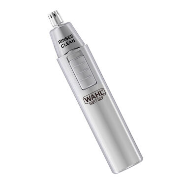 Wahl 5560-500 Satin Nasal Trimmer Silver