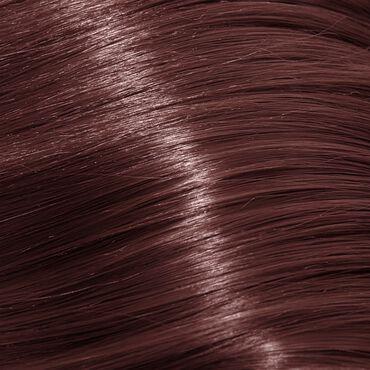 Kemon Yo Green Permanent Hair Colour - 4.06 Natural Mahogany Brown 60ml