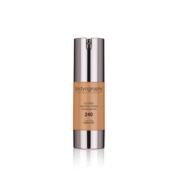 Bodyography Natural Finish Foundation 240 30g