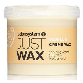 Just Wax Vanilla Crème Wax 450g