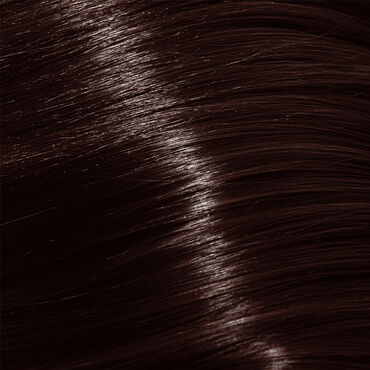 Lomé Paris Permanent Hair Colour Crème, Reflex 4.35 Brown gold mahogany 4.35 brown gold mahogany 100ml