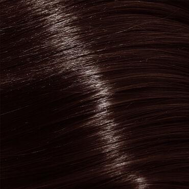 Lomé Paris Permanent Hair Colour Crème, Reflex 4.35 Brown gold mahogany 4.35 brown gold mahogany 100ml