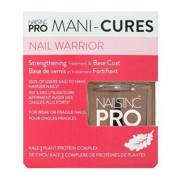 Nails Inc Pro Mani-Cures Nail Warrior 8ml