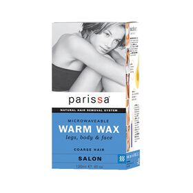 Parissa Warm Wax Microwavable Wax 120ml