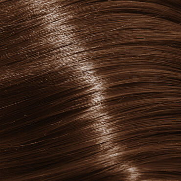 Wildest Dreams Clip In Half Head Human Hair Extension 18 Inch - 5B Hazel Brown