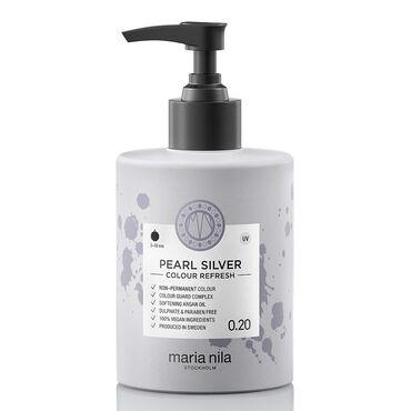 Maria Nila Colour Refresh - Pearl Silver 0.20 300ml