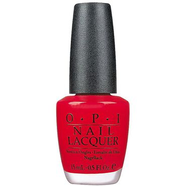 OPI Nail Lacquer - Big Apple Red 15ml