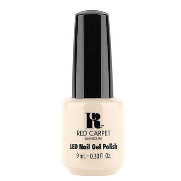 Red Carpet Manicure Gel Polish Fantasy Runway Collection - Nude Crème 9ml