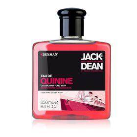 Jack Dean Eau De Quinine Classic Hair Tonic 250ml