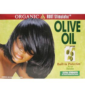 Organic Root Stimulator ORS Relaxer Kit Extra